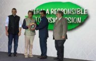 """Kerala Responsible Tourism Mission Bags """"Outstanding Achievement Award""""; Top Laurel in Indian Responsible Tourism Sector"""