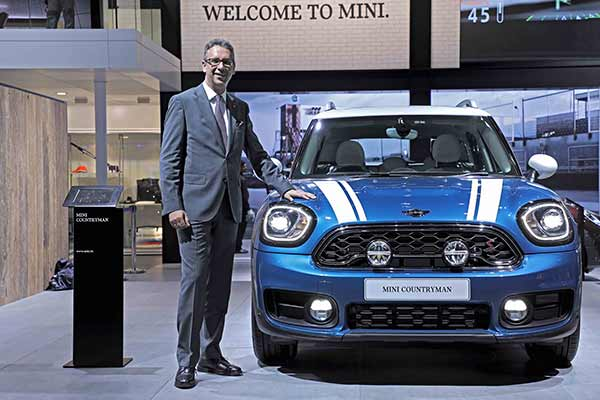 Add Adventure. Add Space. Add Stories. The all-new MINI Countryman debuts in India