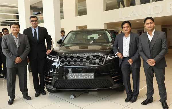 Jaguar Land Rover India Expands Its Network: Inaugurates 3s Facility In Surat