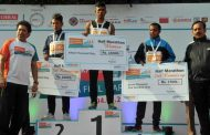 Over 10,000 runners participated for the 2nd edition of the IDBI Federal Kolkata full Marathon 2018