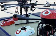 VODAFONE TO PROTECT THE SKIES WITH TRIALS OF THE WORLD'S FIRST IOT DRONE TRACKING AND SAFETY TECHNOLOGY