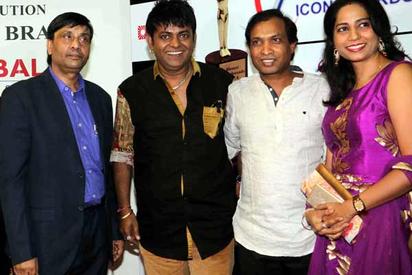 Celebs attended Bharat Icon Awards at Iskon, Juhu