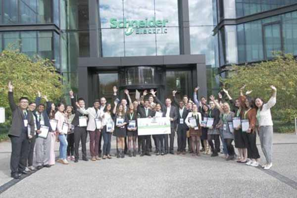 ​​ Schneider Electric Launches Go Green in the City 2018