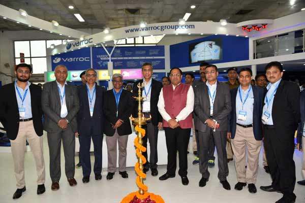 Varroc Group Exhibits 'Excellence' at 14th Auto Expo