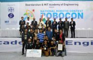 ​​ Institute of Technology Nirma University wins National Robocon 2018