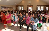 Umiya Mataji Temple Chicago celebrates Holi with Colors of Umiya Ma devotion Colors of Umiya Ma devotion
