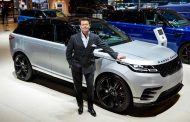 RANGE ROVER VELAR AMONG FINALISTS FOR TWO WORLD CAR AWARDS