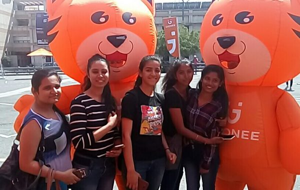 Gionee strengthens customer connect with youthful, interactive and engaging activations!