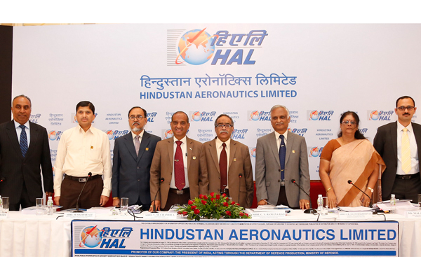 Hindustan Aeronautics Limited: Initial Public Offering Bidding to open on March 16, 2018 and to close on March 20, 2018