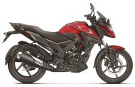 Honda starts dispatches for its 160 cc sporty motorcycle X-Blade