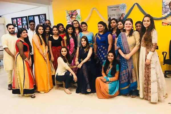International School Of Design Organized a open house session​ for ​the ​Students Of Fashion/Interior/Textile and Jewellery Design at​ their Main ​Institute campus at Gujranwala Town​
