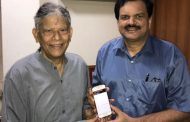 Padmavibhushan Dr Vijay Kelkar launches portal on IT Career Counselling