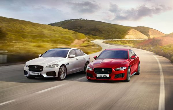Jaguar XE and XF are now powered by Ingenium petrol powertrain in India