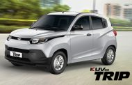 Mahindra launches the KUV100 TRIP
