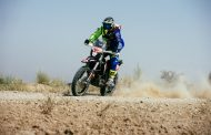 Lorenzo Santolino continues his strong performance at Desert Storm 2018