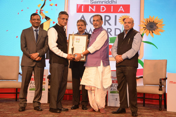 Mahindra Samriddhi India Agri Awards 2018 recognizes purposeful contributions in the field of agriculture