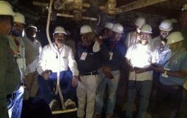 Maharashtra Tourism Development Corporation promotes Mine Tourism in Yavatmal district