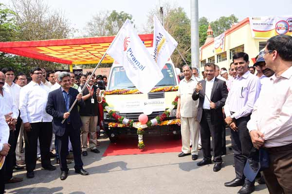Shriram Transport Finance Company Partners with Piramal Swasthya to Announce the Launch of Mobile Primary Healthcare Programme in Pune, Maharashtra