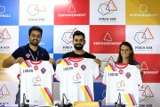 FC Goa co-owner Virat Kohli launches the Forca Goa Foundation