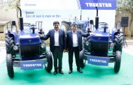 Gromax launches the 'Trakstar' range of tractors in Maharashtra