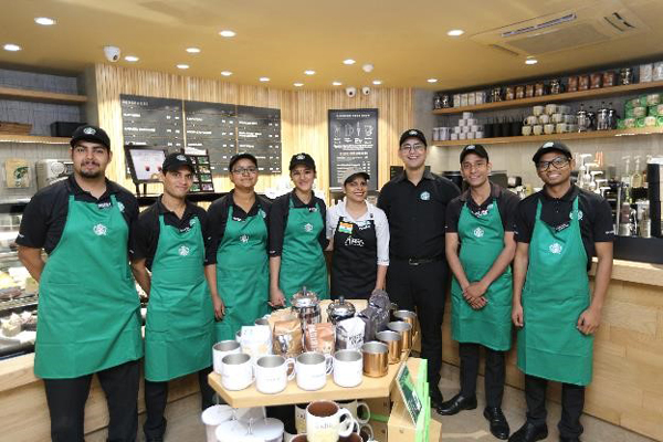 Starbucks Unveils an Elevated Coffee Experience in Delhi; opens its 35th store in Delhi
