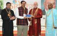 Rotary International Word President honours Dr Deepak Shikarpur