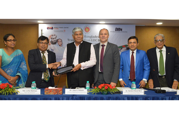 Tremendous Opportunities lie ahead for Indian Businesses with Bangladesh's Transition from LDC Status