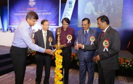 Hon. Union Minister Suresh Prabhu presents Chemexcil awards in Mumbai