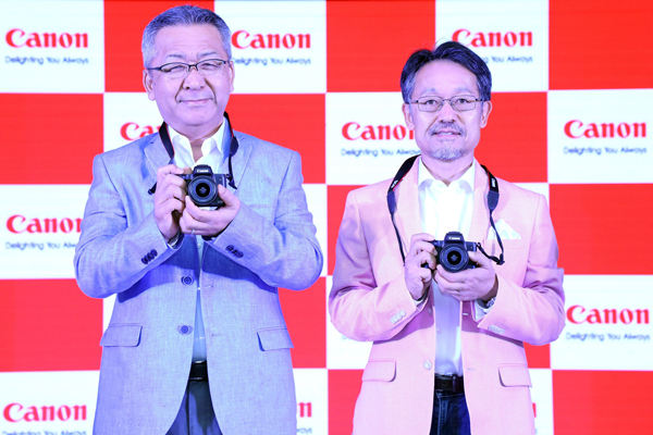 Canon's Latest 4K Enabled Mirrorless Camera; EOS M50 to Elevate  Conversations on Social Media