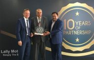Volkswagen Celebrates its 10th year of Association with Lally Motors in Punjab
