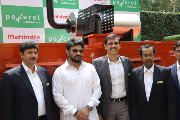 Mahindra Powerol launches first of its kind Gas Genset