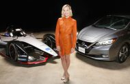 Academy Award-nominated actress Margot Robbie headlines Nissan Formula E launch tour event