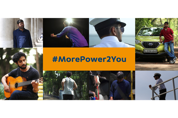 Datsun celebrates bold choices in a new campaign #MorePower2You