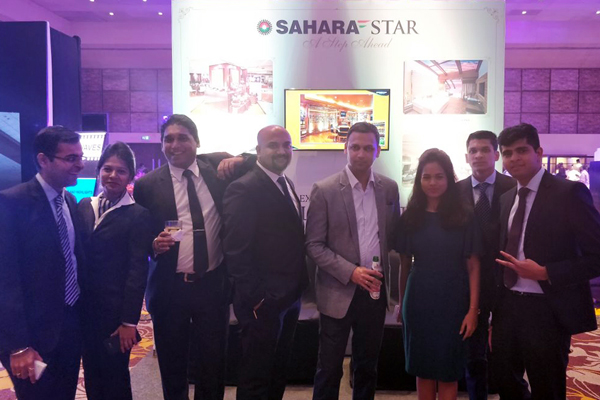 Hotel Sahara Star hosts Event Show Asia