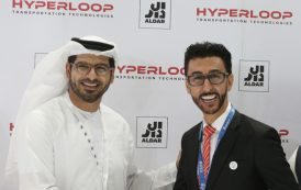 Hyperloop Transportation Technologies Moves Forward with First Commercial Hyperloop System in the UAE