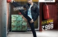Tiger Shroff showcases his prowess, launches high impact, digital first campaign - #TigerForForca