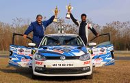 Vicky Chandhok scores podium at the first round of FMSCI INRC 2018 in the Volkswagen Polo R2