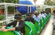 EsselWorld unveils FIRST Virtual Reality Coaster Ride TUNNEL TWISTER with VR Headgear