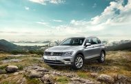 Award-winning carlines, Tiguan and All-New Passat Boosts Success for Volkswagen India and Contributes to a Steady First Quarter for CY2018