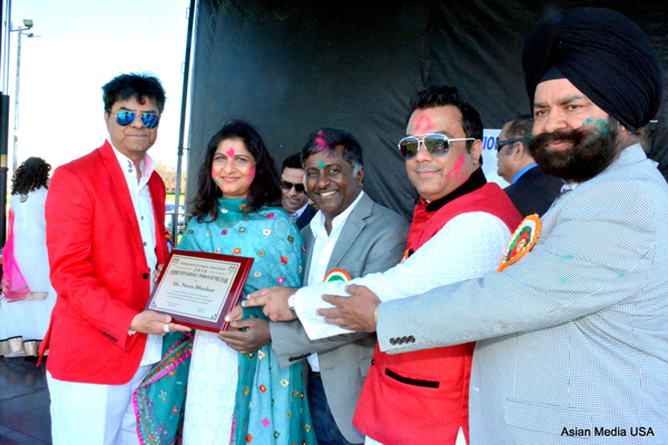 FIA celebrates Festival of Colors and Food