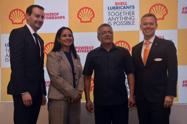 Shell Lubricants Unveils The 'Power Of Partnerships' Campaign To Celebrate Industry Collaboration And Partnerships