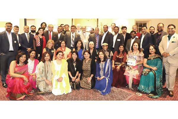 Indian Community Outreach Chicago, USA Kick – off Ceremony of Grand India Day Celebration in Naperville
