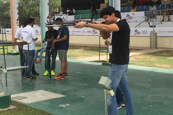 Corporate giants to strengthen the roots of shooting in India