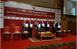 EXIM Bank's Study Entitled 'Enhancing India's Engagement in Healthcare Sector of CLMV Countries'