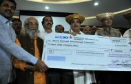Shivasrushti gets aid of 5 Crore from Centre