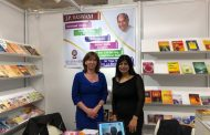 Dada J.P. Vaswani's books attract booklovers & publishers at the London Book Fair in Olympia