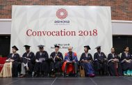 Ashoka University hosts the Convocation for the Class of 2018