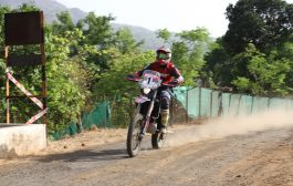 TVS Racing posts a strong performance in the 3rd Round of Indian National Rally Championship 2018