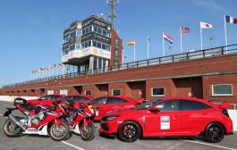 Honda UK provide Official Cars and Motorcycles for Isle of Man TT