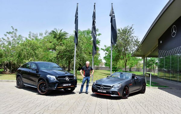 Mercedes-Benz brings a touch of flair to luxury performance car segment with new Mercedes-AMG GLE 43 4MATIC Coupe 'OrangeArt' and SLC 43 'RedArt' Editions
